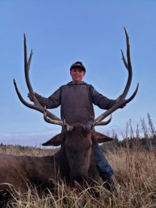 Tanner Fearn, Youth Big Game